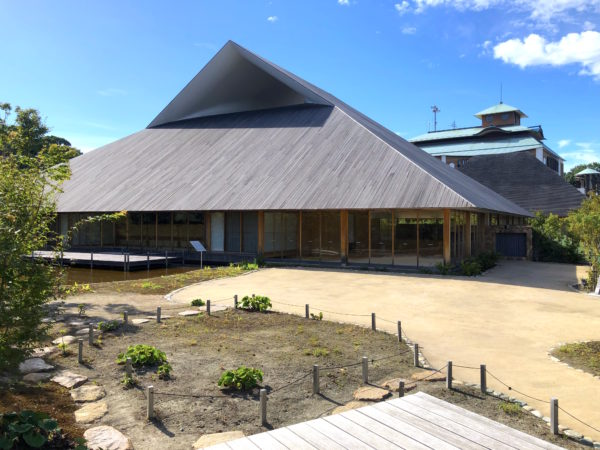直島庭園(直島ホール)