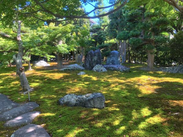 松寿院庭園