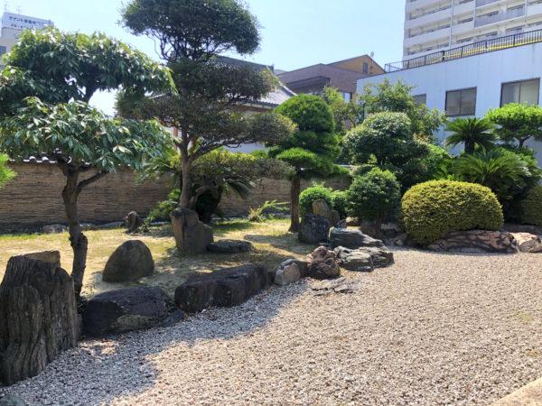 祥雲寺庭園