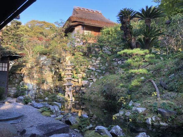田淵氏庭園(田淵記念館)