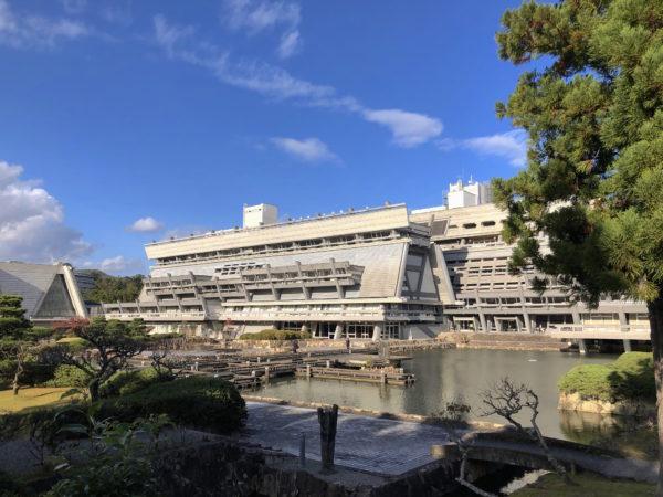 国立京都国際会館庭園