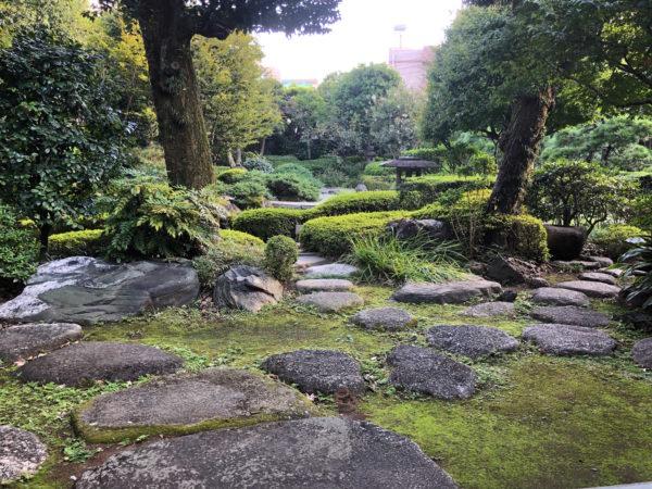 旧田中家住宅庭園