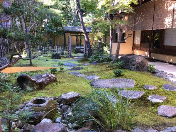有斐斎弘道館庭園