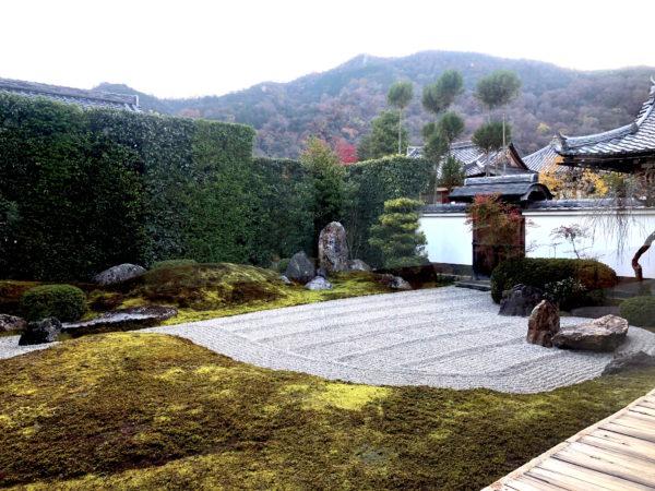 """弘源寺庭園""""虎嘯の庭"""""""