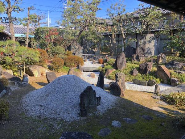 """西山氏庭園""""青龍庭"""""""