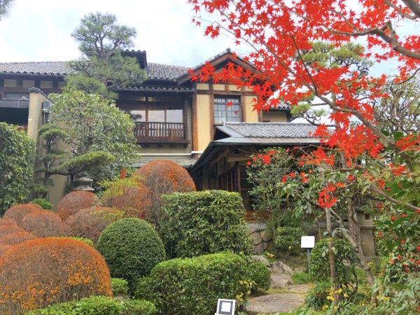 雅俗山荘(旧小林一三邸)庭園