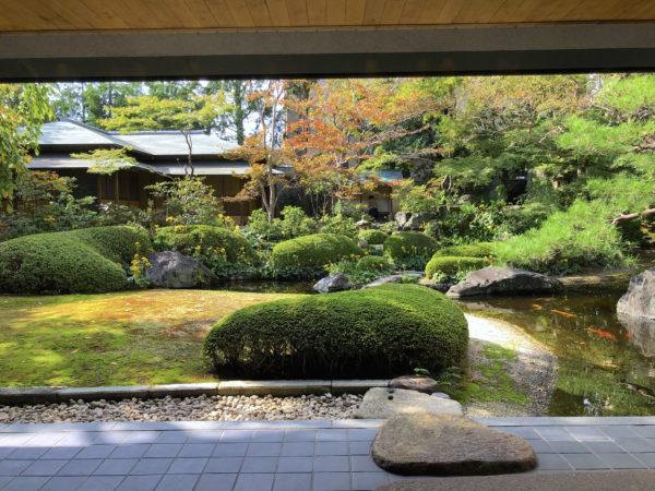 京都府公館庭園