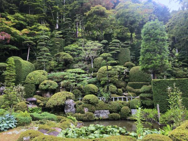 長興寺庭園