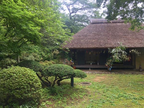 釜井庵(本洗馬歴史の里資料館)