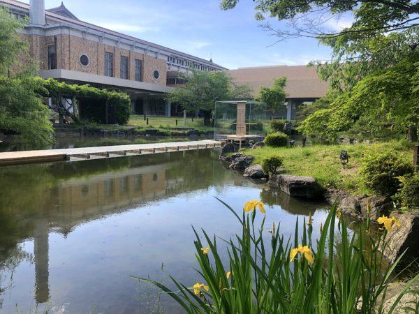 京都市美術館庭園