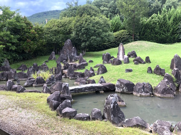青松院庭園