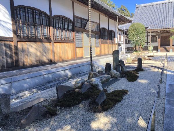 西見寺庭園