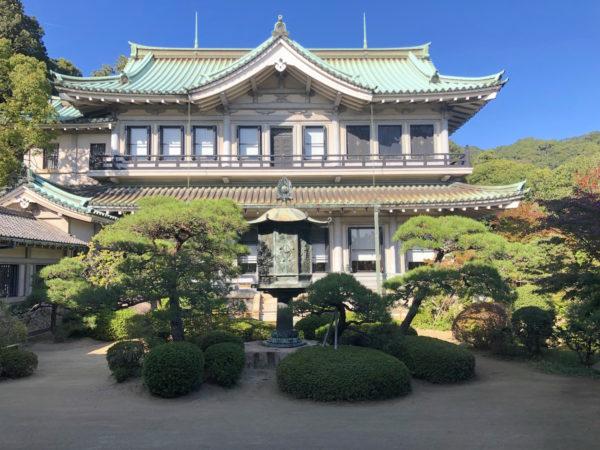 白鶴美術館庭園