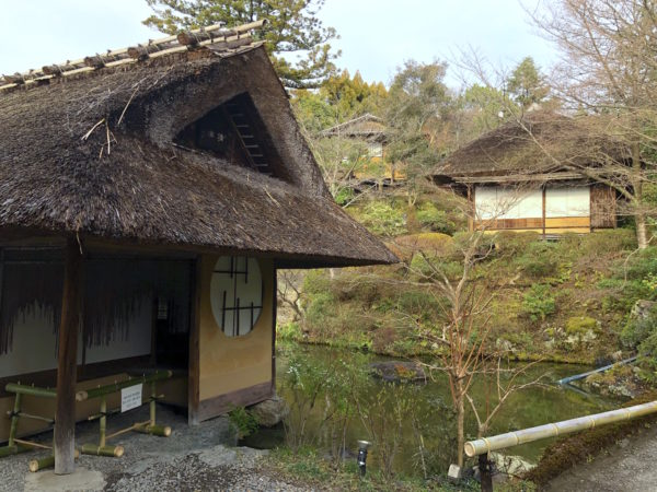 青龍苑(霊鷲山荘庭園)