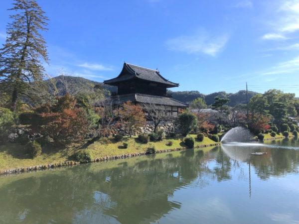 吉香公園(吉香神社・吉香茶室・日本庭園)