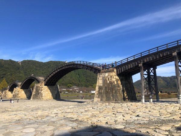 錦帯橋 / Kintai-kyo Bridge, Iwakuni, Yamaguchi