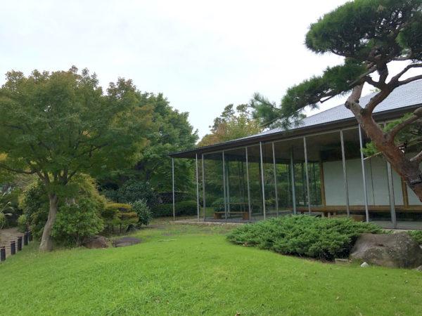 """馬場花木園""""横浜の茶室"""""""