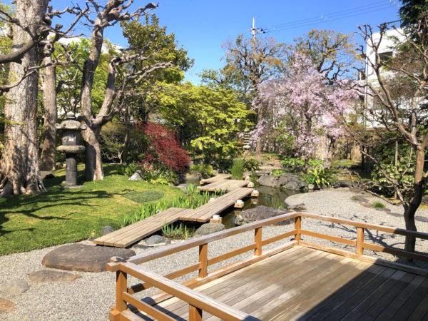西尾八ッ橋の里庭園