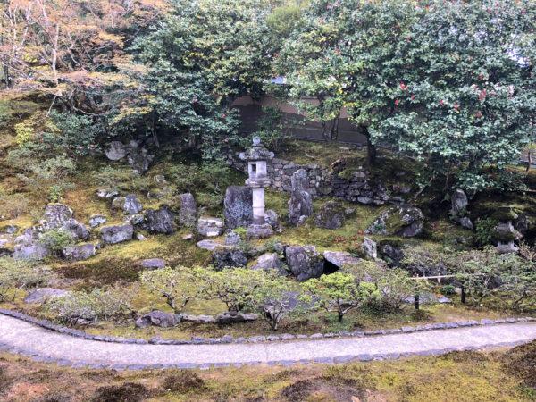 霊鑑寺庭園
