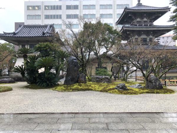 正行寺庭園(石庭)