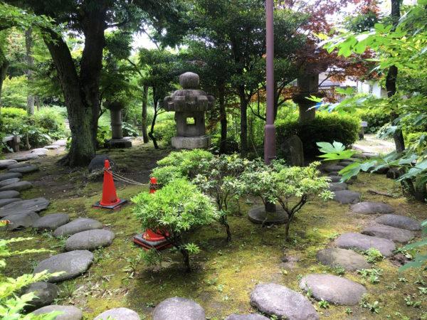 外谷汐入庭園