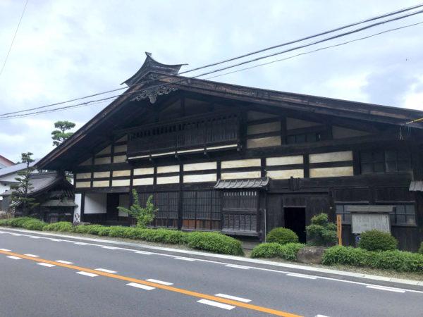 小野宿問屋(旧小野家住宅)