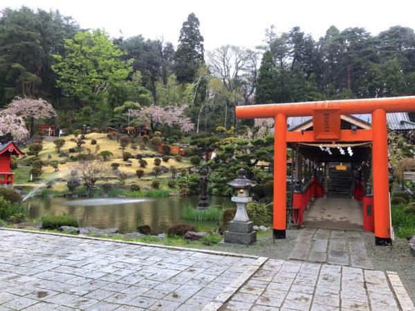 """榊山稲荷神社庭園""""緑風苑"""""""