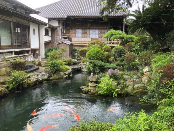 霊山寺庭園