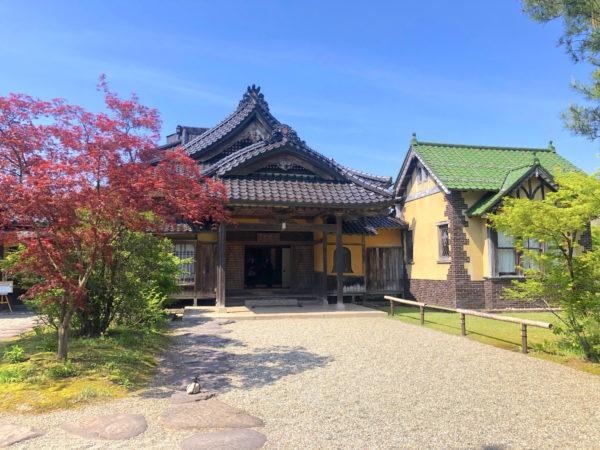 松籟閣庭園
