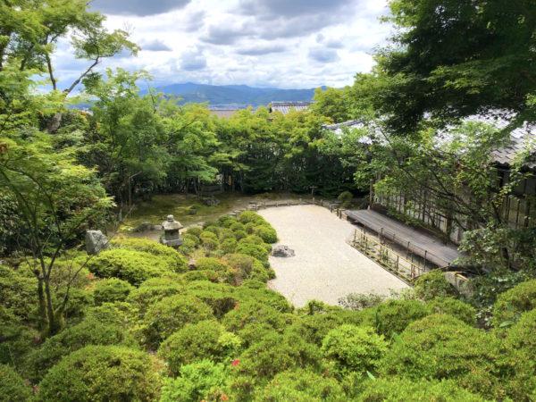 金福寺庭園