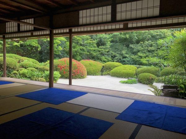 詩仙堂庭園 / Shisendo Temple Garden, Kyoto