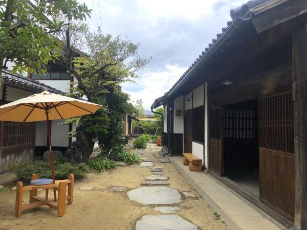 旧小田切家住宅庭園