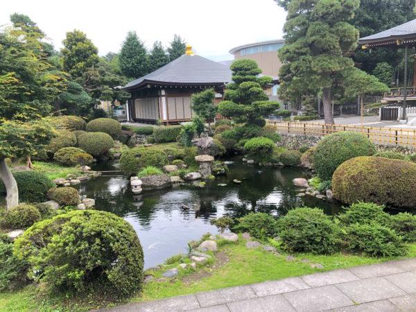 清岩院庭園