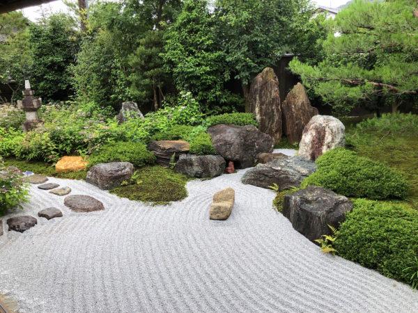 建仁寺 霊源院庭園