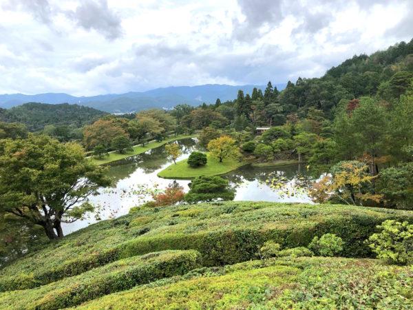 修学院離宮(上離宮) / Shugakuin-Rikyu Imperial Villa Garden (Kami-rikyu), Kyoto