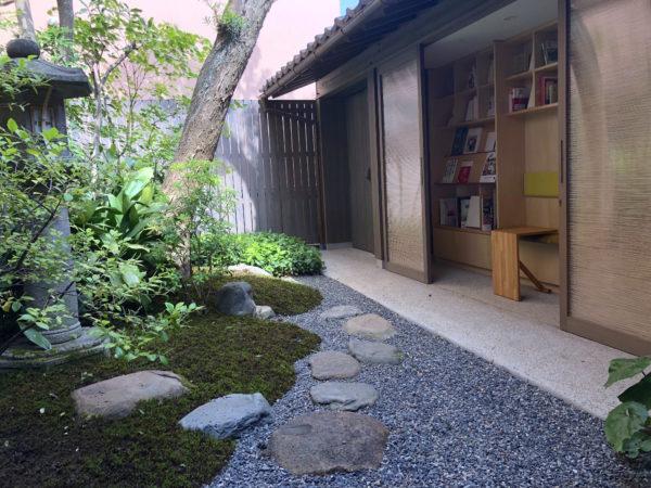 京の温所 釜座二条庭園