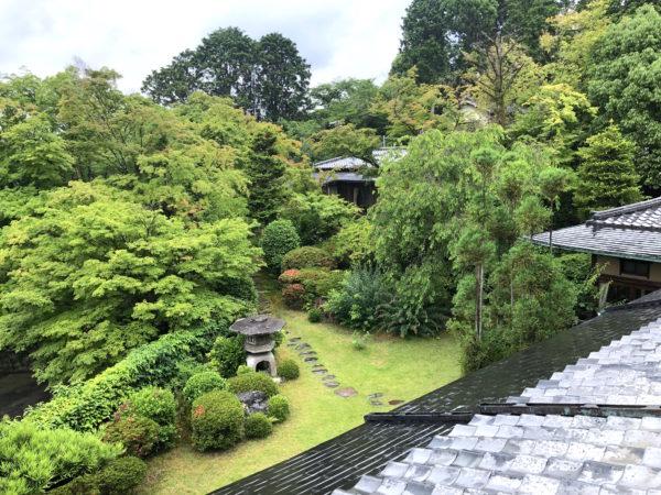吉田山荘庭園