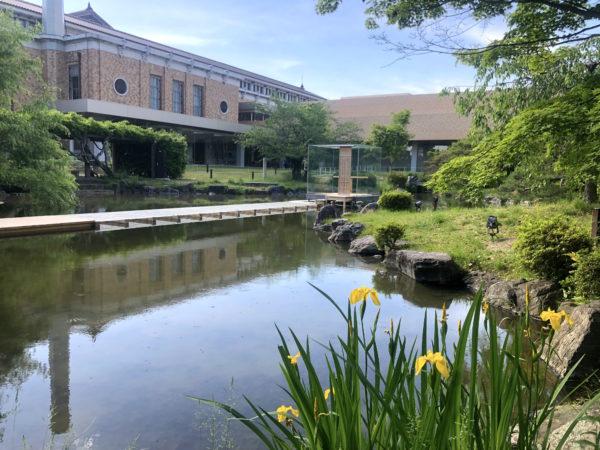 京都市京セラ美術館庭園
