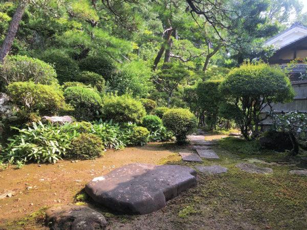 清泰寺庭園