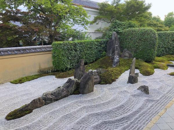 大徳寺 瑞峯院庭園