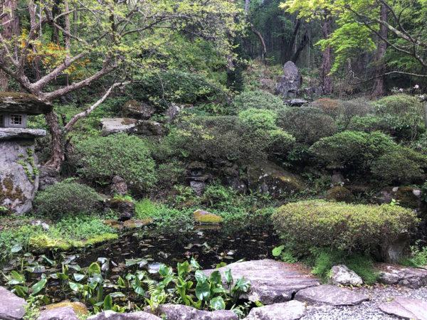 岩松院庭園