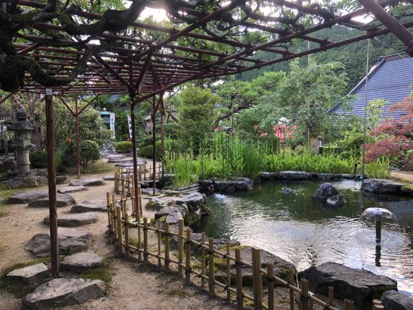 熊谷寺庭園