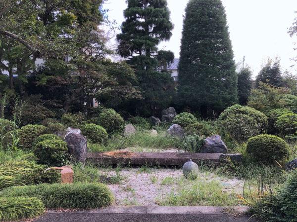 白凛居(山下りん記念館)庭園