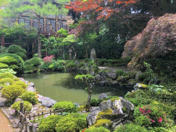宝善院庭園