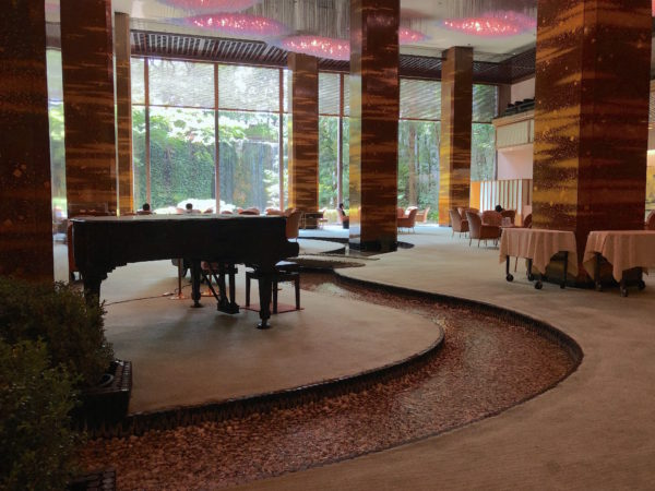リーガロイヤルホテル大阪庭園