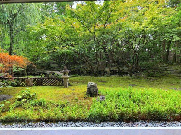 京都市国際交流会館庭園