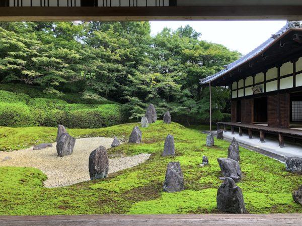 東福寺 光明院庭園 波心庭 / Tofuku-ji Temple Komyo-in Garden, Kyoto