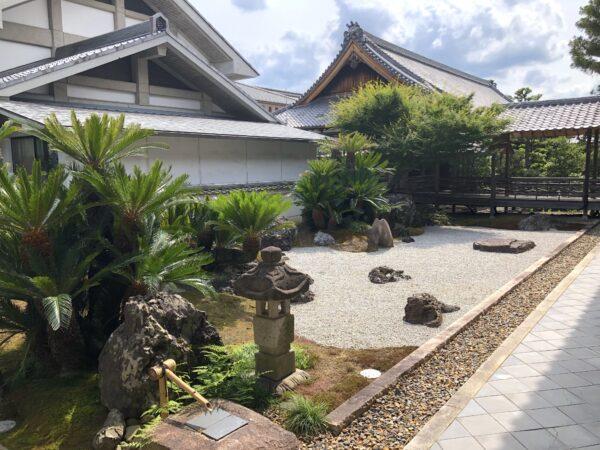 相国寺承天閣美術館庭園