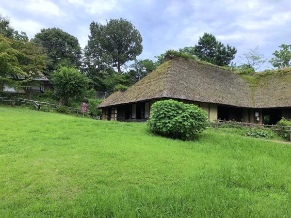 服部緑地 日本庭園・日本民家集落博物館
