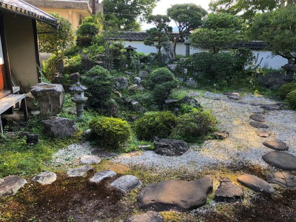 名張藤堂家邸跡庭園